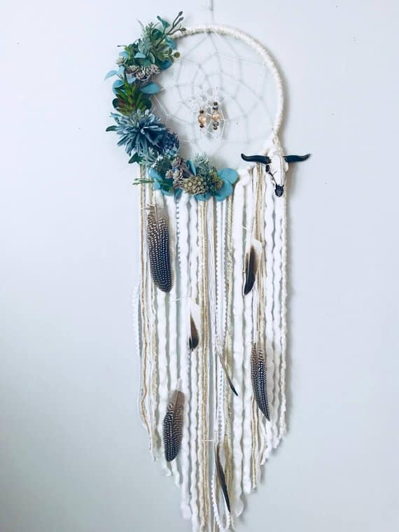 8 Unique Dreamcatchers You'll Want for Your Boho Chic Bedroom